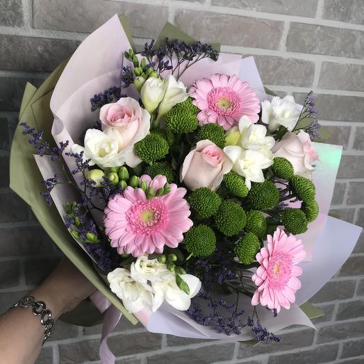 Прима балерина: букеты цветов на заказ Flowwow
