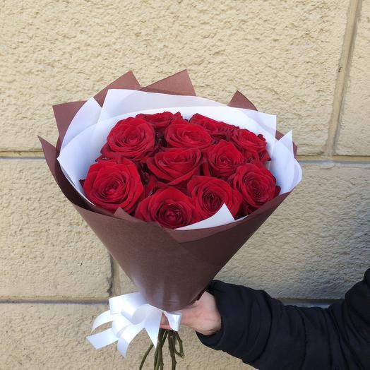 Red Naomi - Красные розы
