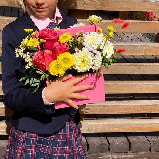 Ящик цветов «Ботаника»