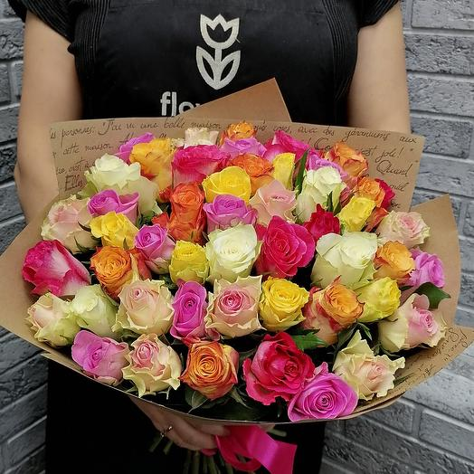 51 rose mix for your other half