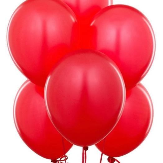Balloons with helium N4