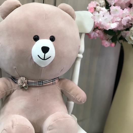 Мягкая игрушка «Медведь Зефир»