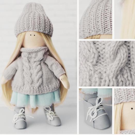Набор для шитья Кукла Лика