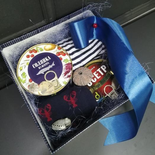 Коробка Осетровая