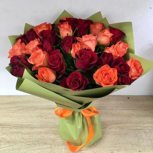 35 роз Кения