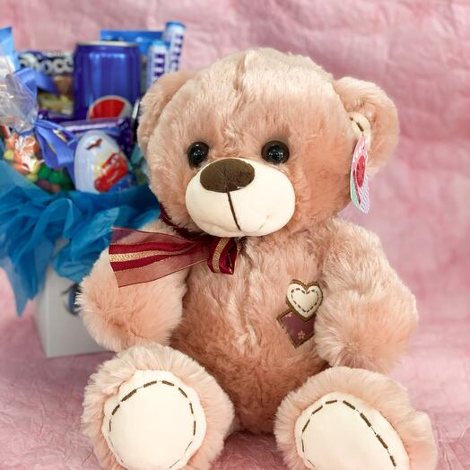 Мягкая игрушка «Медведь Миша»