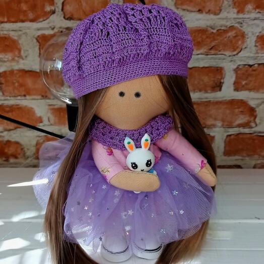 Кукла Мила(ручная работа)