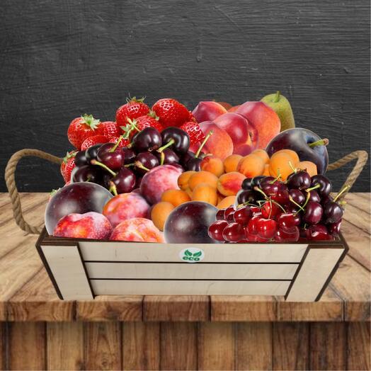 Эко набор из фруктов