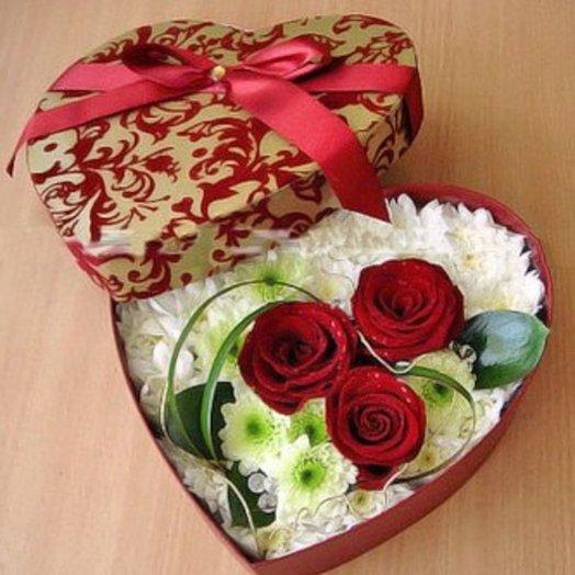 Признание №2: букеты цветов на заказ Flowwow