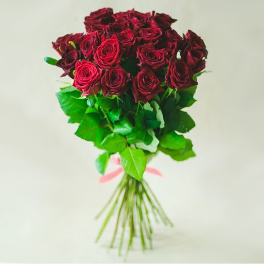 25 red roses: flowers to order Flowwow