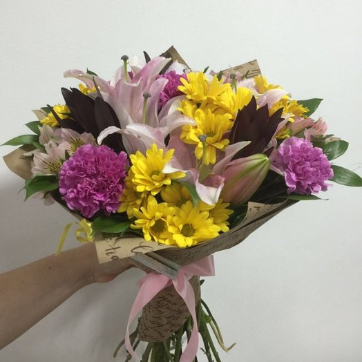 Магазин, доставка цветов в городе надыме