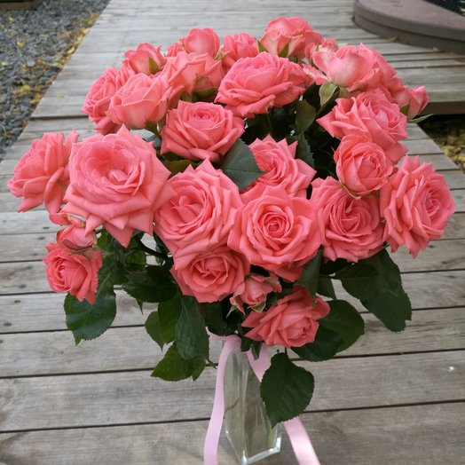 С НЕЖНОСТЬЮ И ЛЮБОВЬЮ: букеты цветов на заказ Flowwow