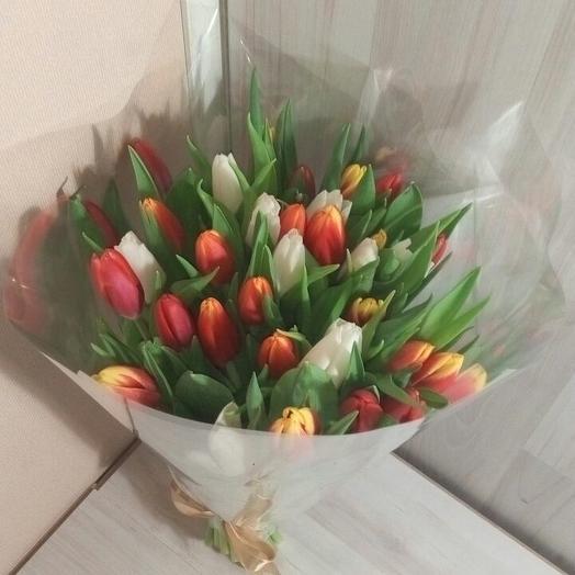 Весна  в душе : букеты цветов на заказ Flowwow