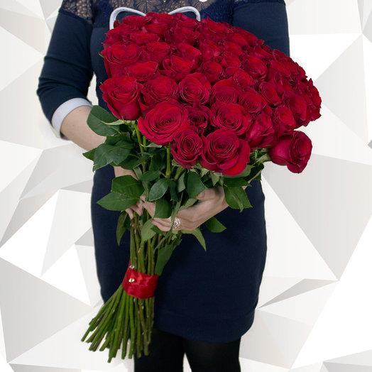 Сильная любовь: букеты цветов на заказ Flowwow