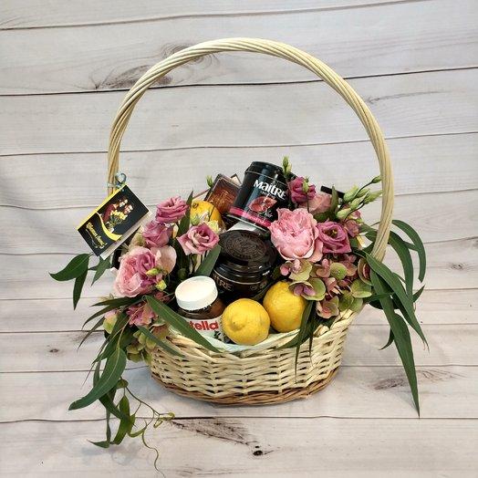 Приятного чаепития - премиум: букеты цветов на заказ Flowwow