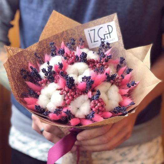 Cotton 3: букеты цветов на заказ Flowwow