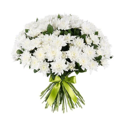 Хризантема 7 шт: букеты цветов на заказ Flowwow
