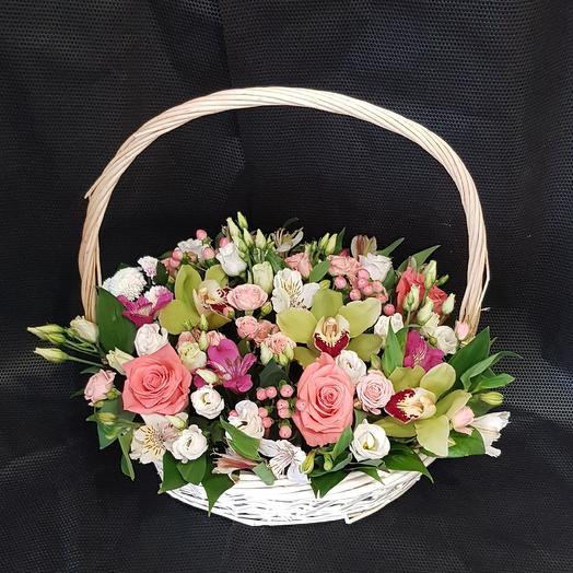 Basket for your favorite