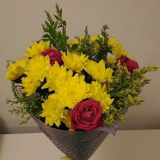 Цветочная долина: букеты цветов на заказ Flowwow