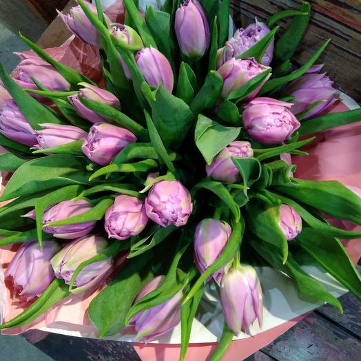 Лавандовое настроение: букеты цветов на заказ Flowwow