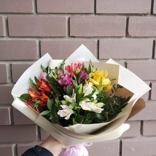 Солнце инков: букеты цветов на заказ Flowwow