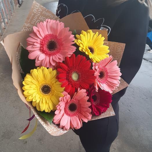Ясное утро Z21: букеты цветов на заказ Flowwow