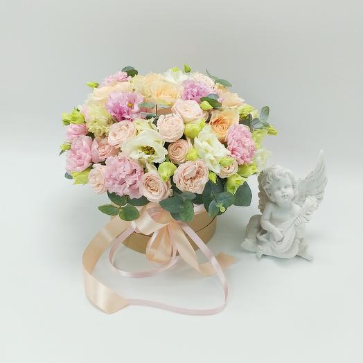 """Цветочная композиция """"Летний сад"""": букеты цветов на заказ Flowwow"""