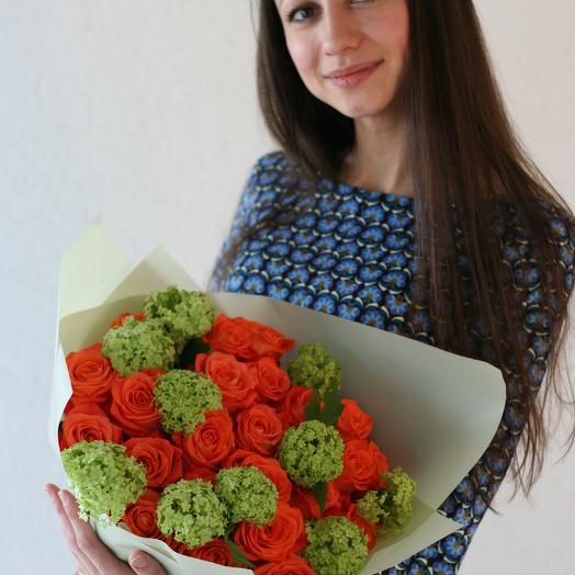 Весенний букет для любимых людей: букеты цветов на заказ Flowwow