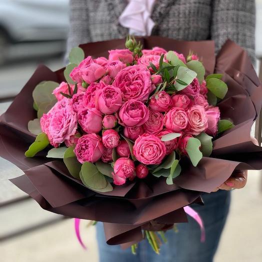 Формула Любви: букеты цветов на заказ Flowwow
