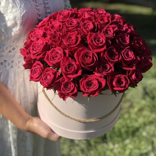 Классик: букеты цветов на заказ Flowwow