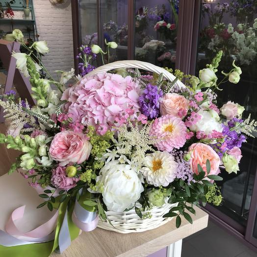 История любви: букеты цветов на заказ Flowwow