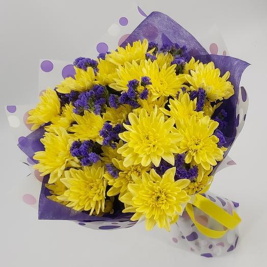 Солнечный дождь: букеты цветов на заказ Flowwow