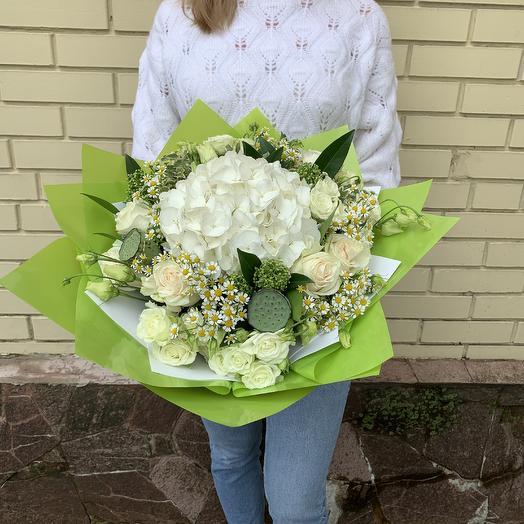 Green: букеты цветов на заказ Flowwow