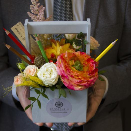 Линейка: букеты цветов на заказ Flowwow