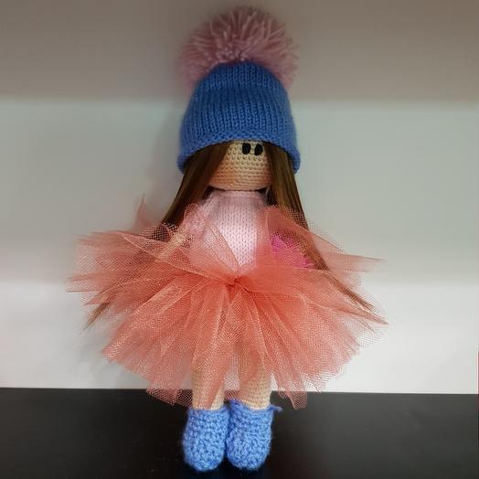 Кукла Тильда ручной работы: букеты цветов на заказ Flowwow