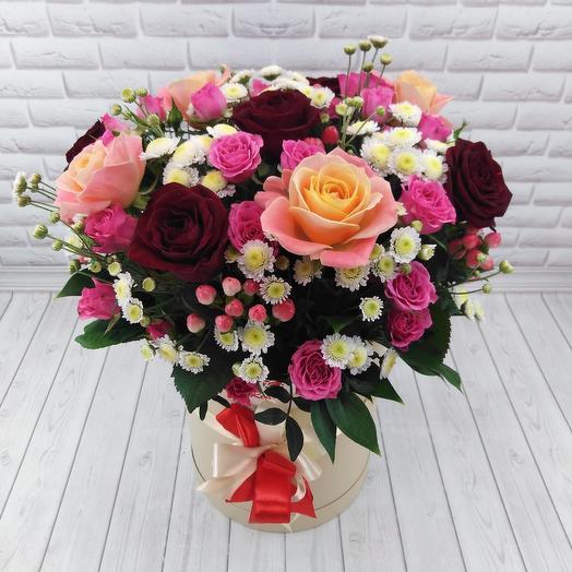 Для любимых: букеты цветов на заказ Flowwow
