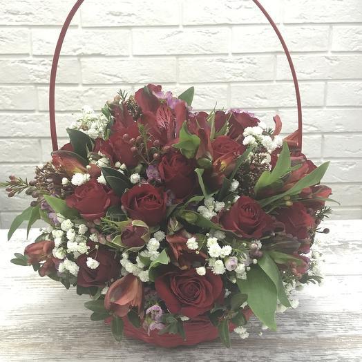K25: букеты цветов на заказ Flowwow