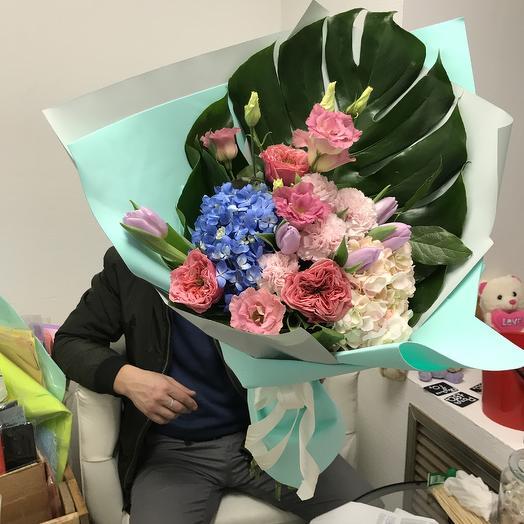 Звёздный букет: букеты цветов на заказ Flowwow