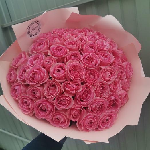 51 вэм: букеты цветов на заказ Flowwow