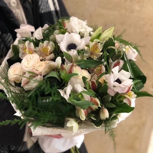"""Букет """"Весенне настроение"""": букеты цветов на заказ Flowwow"""