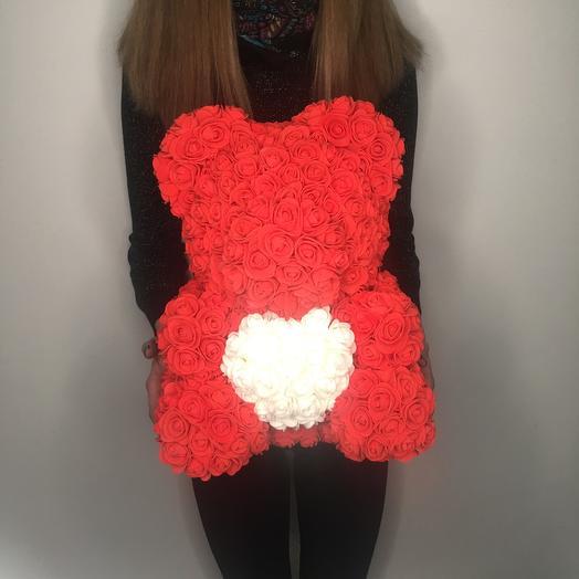 Lady Flowers - мишка «Плюшка»