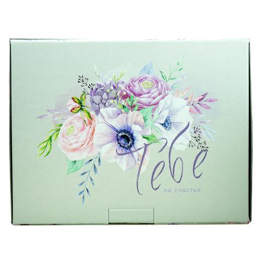Коробка‒пенал «Тебе на счастье», 30х23х15 см