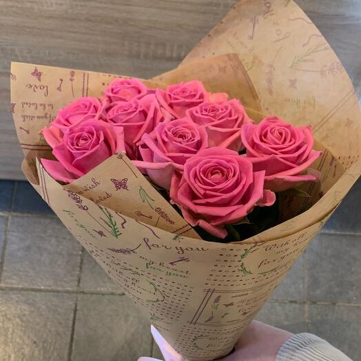 Розовый стиль