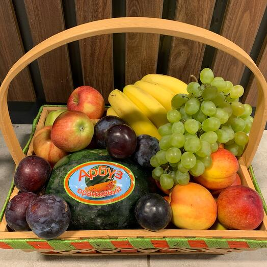Эко набор из фруктов L
