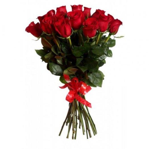 Букет из 25 роз суперпремиум: букеты цветов на заказ Flowwow