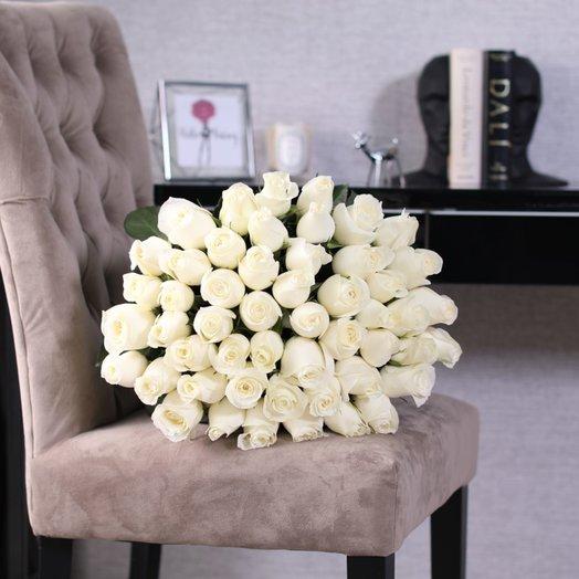 Букет из 51 розы Proud