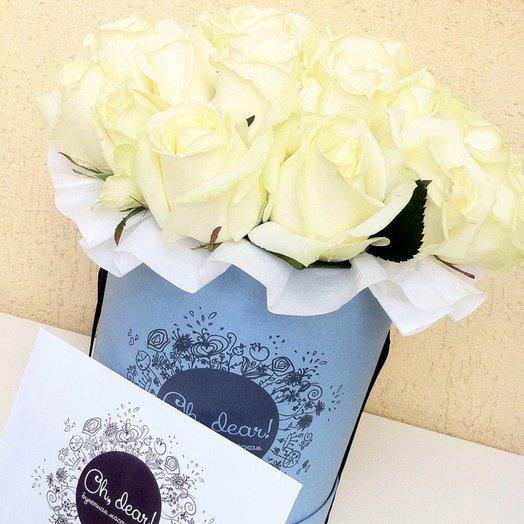 Букет Сливки: букеты цветов на заказ Flowwow