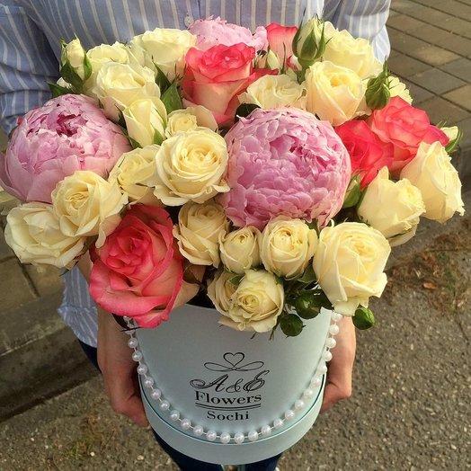 Композиция Нежность: букеты цветов на заказ Flowwow