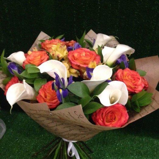 Сказочная сказка: букеты цветов на заказ Flowwow