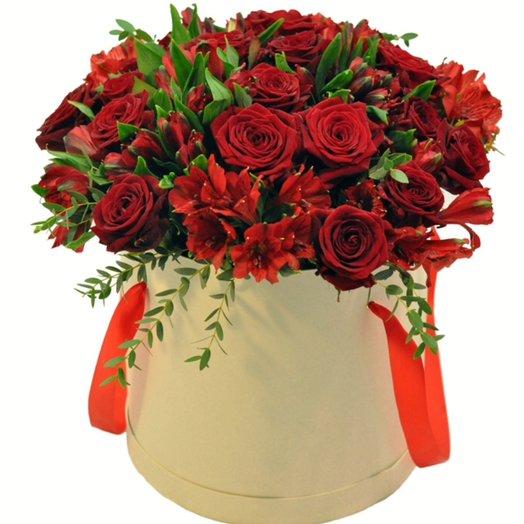 Композиция Рококо: букеты цветов на заказ Flowwow